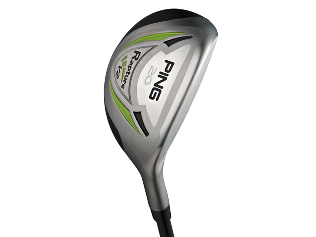 ping rapture v2 driver specs