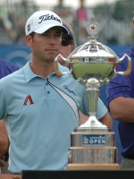 2008 Canadian Open Champion Chez Reavie