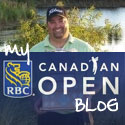 Follow the CPGA's Kyle German as he plays in his first Canadian Open