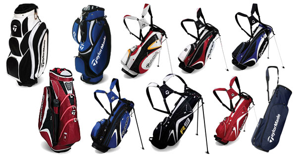 TaylorMade Bags 2010