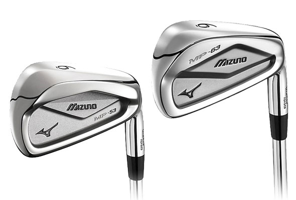 Mizuno MP Irons 2010