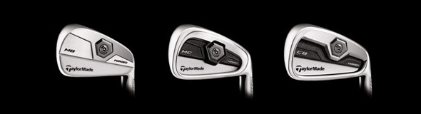 TaylorMade Forged Irons