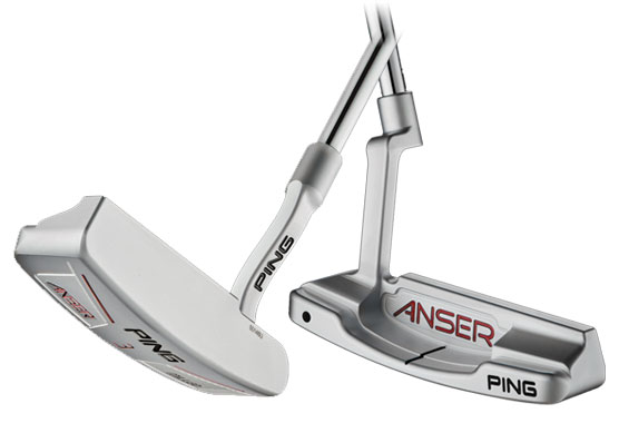 Ping Milled Putters