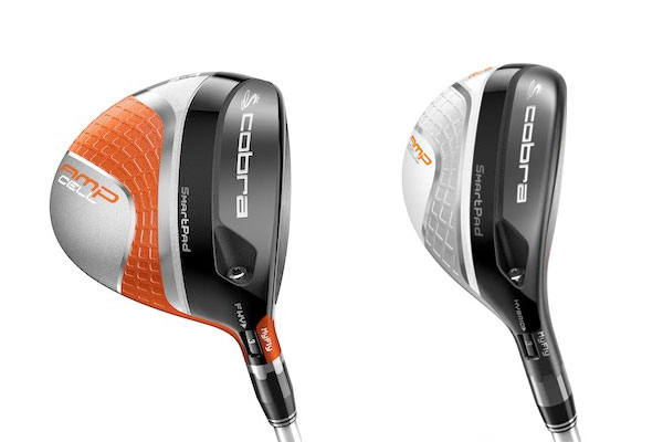 Cobra AMP CELL Fairways and Hybrids
