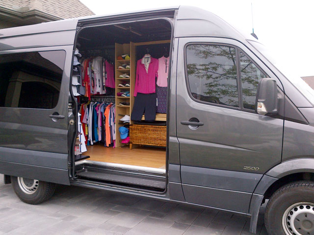 Sprinter Van Mobile Home >> Links/Notes: New Director Of Golf At Fraserview, Mobile Showroom For Sale And More