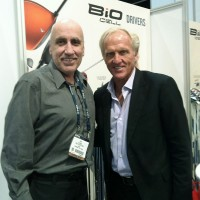 Hutch & Greg Norman
