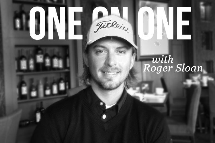 ONE ON ONE - Roger Sloan