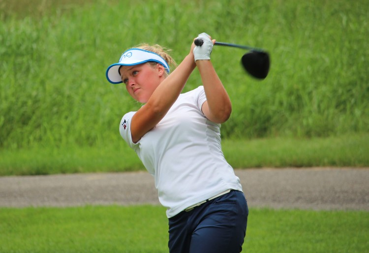 Brooke Henderson (Symetra Tour photo)