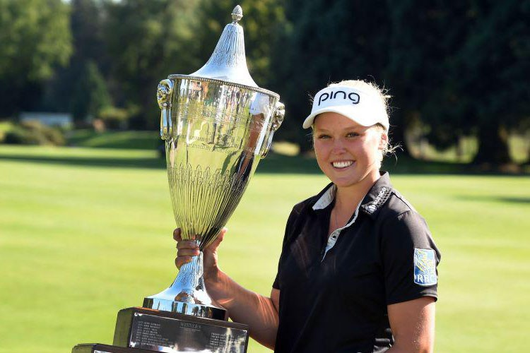 LPGA Brooke Trophy