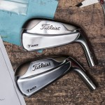 High Density Tungsten Weighting Drives CG Low In Titleist's New 716 T-MB Utility Irons