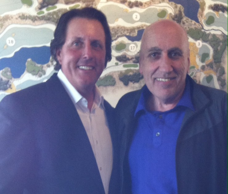 Hutch was in Calgary last week to hear what Phil Mickelson is up to at Mickelson National