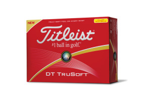 New Titleist DT TruSoft Has A New Core And Cover Formulation