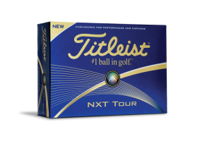Titleist Introduces NXT Tour, NXT Tour S And Velocity