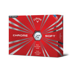 Callaway Introduces New Chrome Soft And Superhot 55 Golf Balls