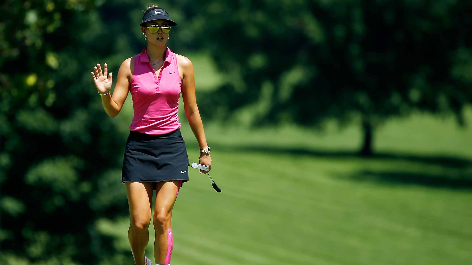 Would The Attire Of LPGA Tour Players Be Welcomed Where You Work/Play?