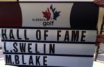 Longtime Volunteers Honoured By Alberta Golf Hall Of Fame Induction