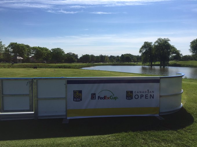 4dd07d96dfb18 Hockey And Golf Will Join Together During RBC Canadian Open Week