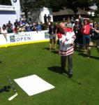 Photos: The Golden Bear Goes Golden Jet As Hall Of Fame Ceremony Kicks Off RBC Canadian Open