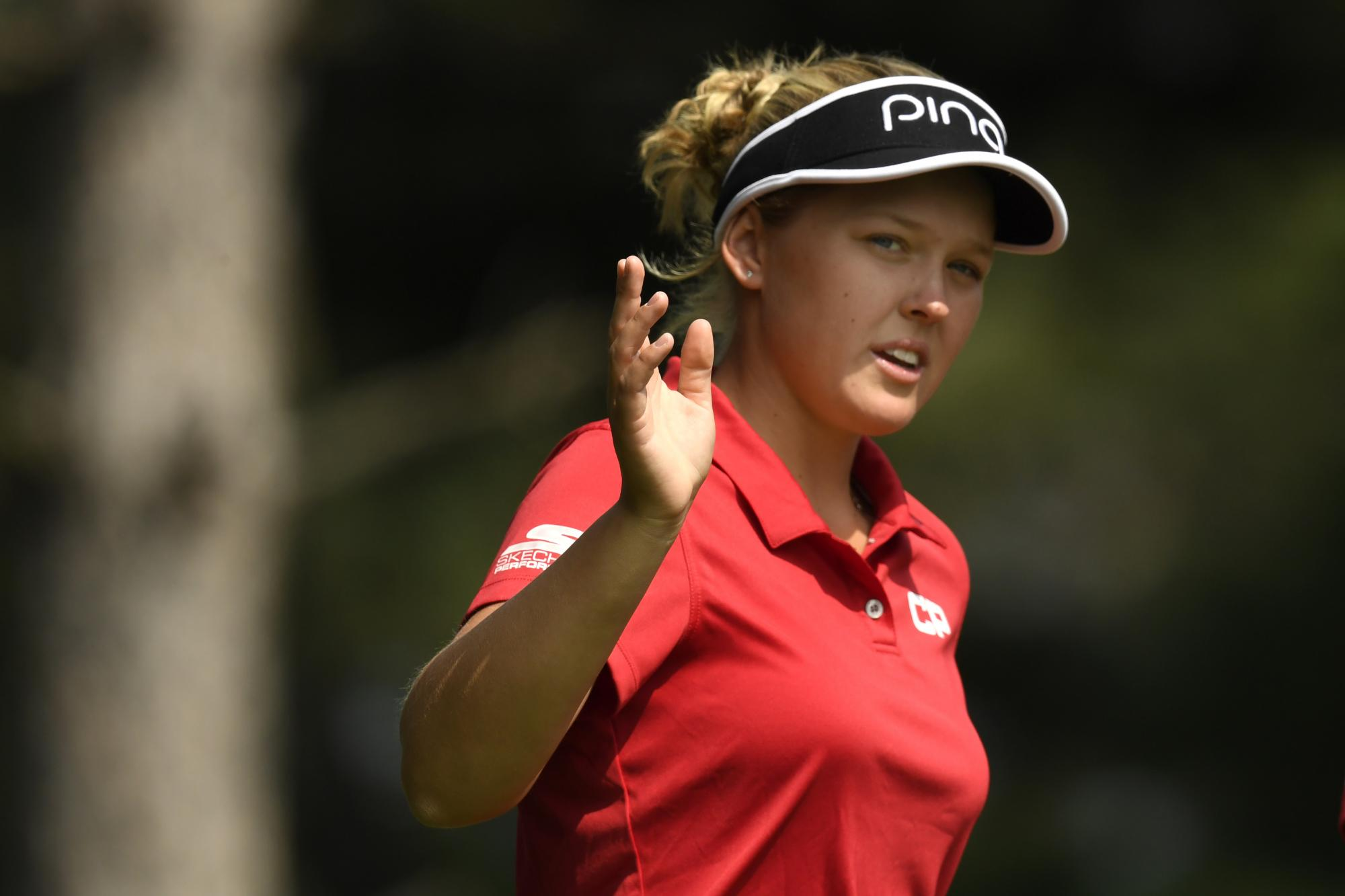 women u2019s roundup  brooke henderson u2019s done it twice  u2026 can