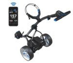 New Motocaddy S5 Connect Provides GPS Information And Smartphone Alerts