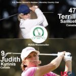 It's An All-Canadian Final For The U.S. Senior Women's Title