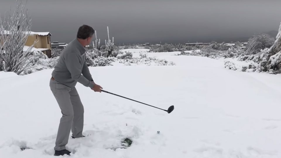 Is Your Business A Snow Business? – Golf News Now